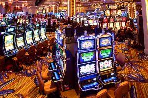 The Amazing Aspects Of Slot Machine